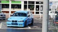Blue Shark goes on V8 #Bollerwagen - 3er BMW - E36 - P1020143.JPG