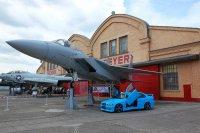 Blue Shark goes on V8 #Bollerwagen - 3er BMW - E36 - JAC_0853.JPG