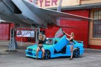 Blue Shark goes on V8 #Bollerwagen - 3er BMW - E36 - JAC_0857.JPG