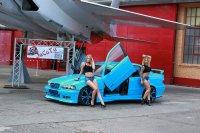 Blue Shark goes on V8 #Bollerwagen - 3er BMW - E36 - JAC_0860.JPG