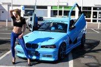 Blue Shark goes on V8 #Bollerwagen - 3er BMW - E36 - P1020170_bearb.jpg