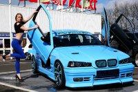 Blue Shark goes on V8 #Bollerwagen - 3er BMW - E36 - P1020176_bearb.jpg
