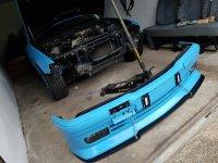 Blue Shark goes on V8 #Bollerwagen - 3er BMW - E36 - 20181124_133213.jpg
