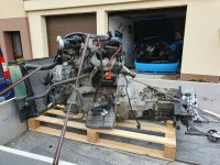 Blue Shark goes on V8 #Bollerwagen - 3er BMW - E36 - 20200610_163715.jpg