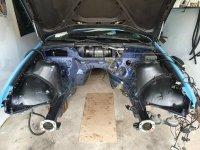 Blue Shark goes on V8 #Bollerwagen - 3er BMW - E36 - 20200715_164443.jpg