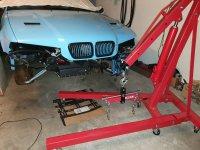 Blue Shark goes on V8 #Bollerwagen - 3er BMW - E36 - 20201012_191704.jpg