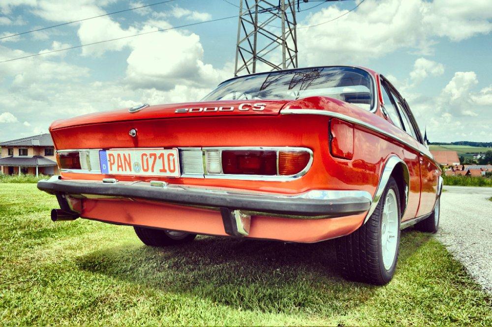 BMW 2000 CS - Fotostories weiterer BMW Modelle
