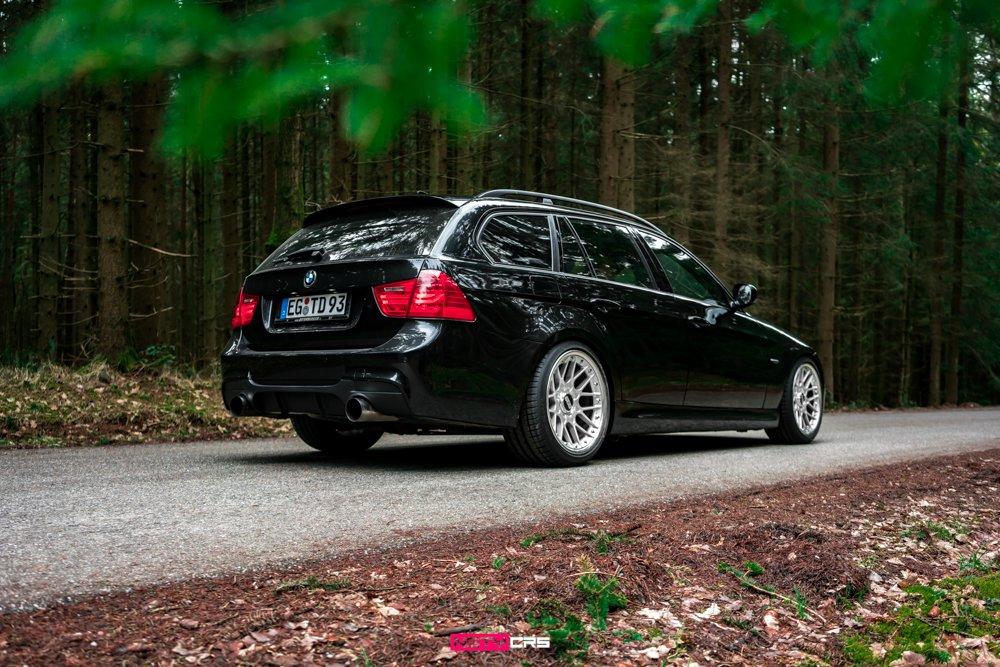 BMW E91 320d on BBS RS II [ 3er BMW - E90 / E91 / E92 / E93