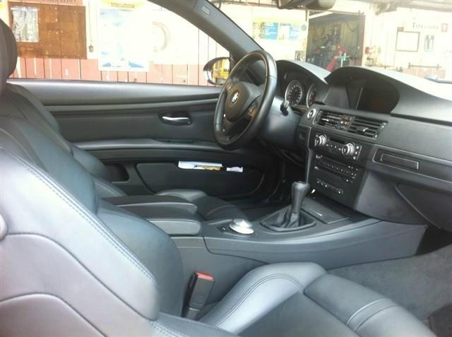 Matt orang M3 GTS style - 3er BMW - E90 / E91 / E92 / E93
