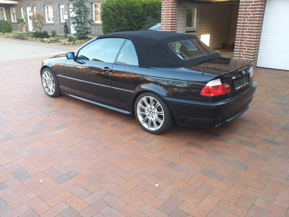 bmw e46 325i cabrio 3er bmw e46 cabrio tuning. Black Bedroom Furniture Sets. Home Design Ideas