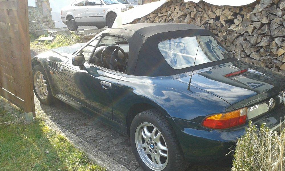 Z3 Roadster - BMW Z1, Z3, Z4, Z8