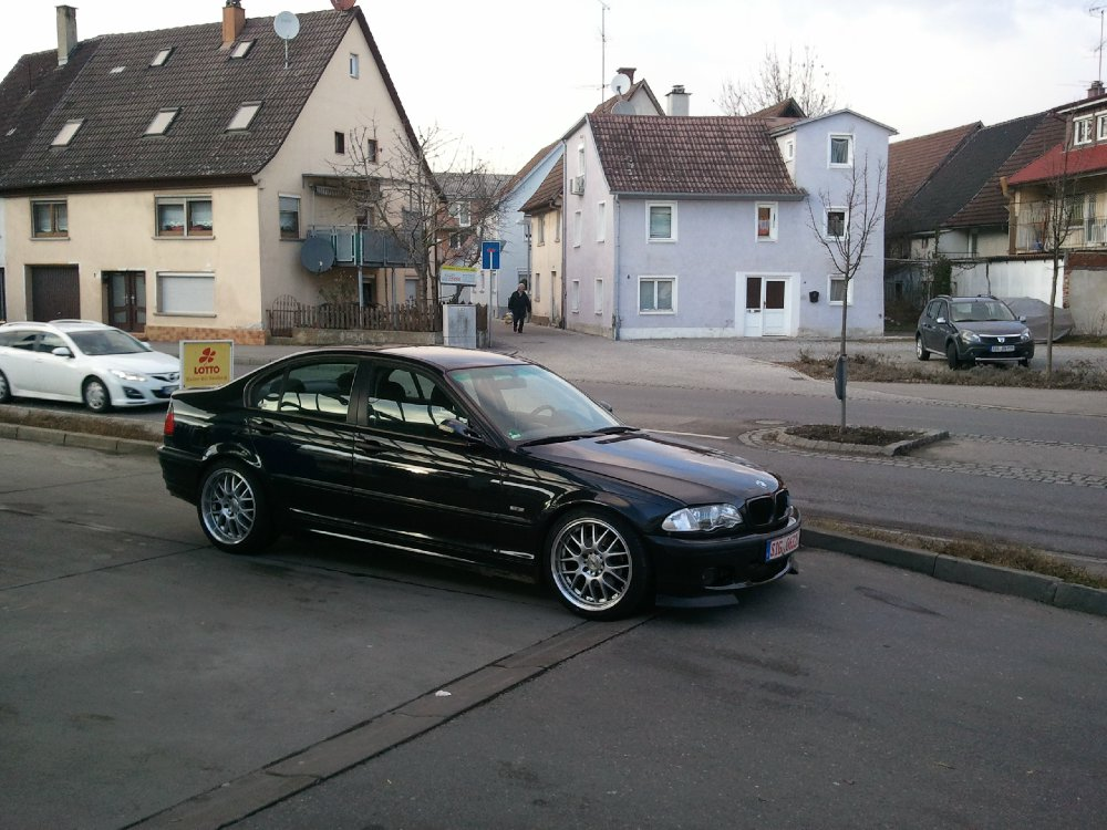 bmw e46 limo black pearl 3er bmw e46 limousine. Black Bedroom Furniture Sets. Home Design Ideas