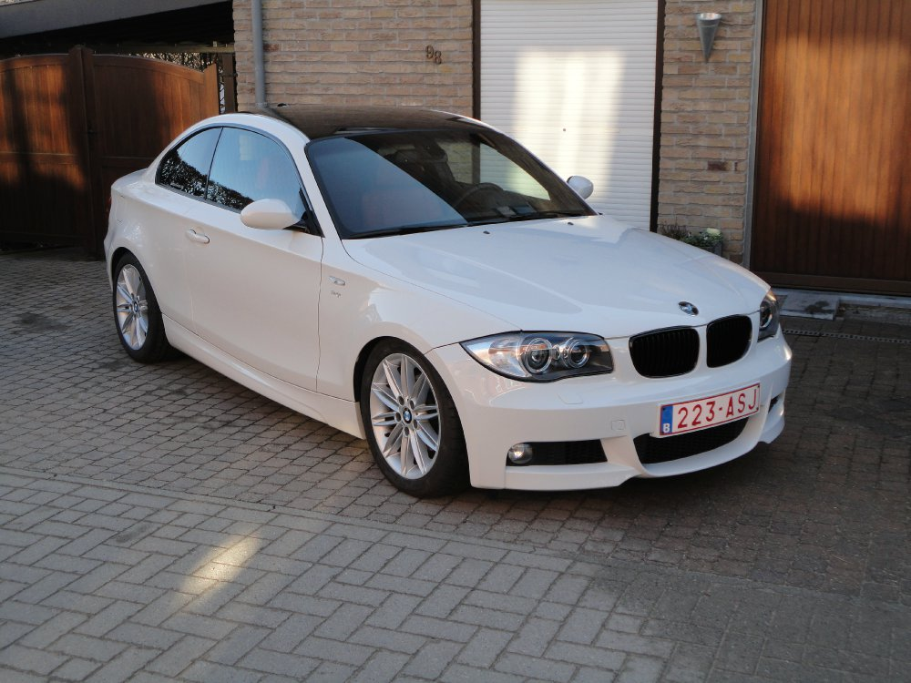 120d coup e82 hartge belgium 1er bmw e81 e82 e87 e88 coupe tuning fotos. Black Bedroom Furniture Sets. Home Design Ideas
