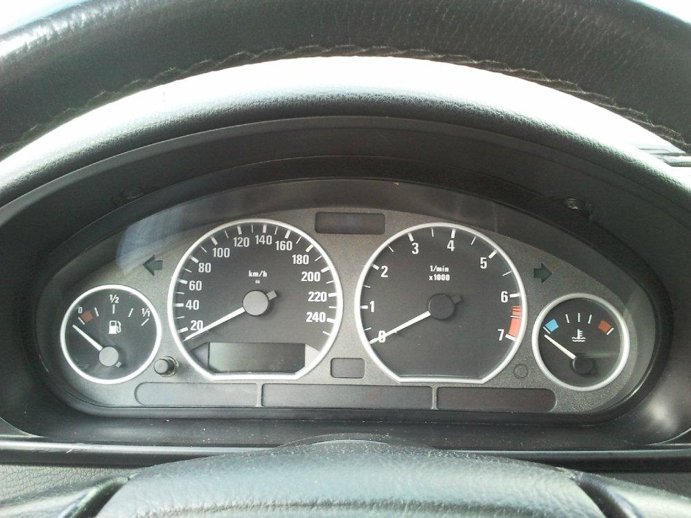 Mein Kurzer 318ti in Kirunaviolett - 3er BMW - E36