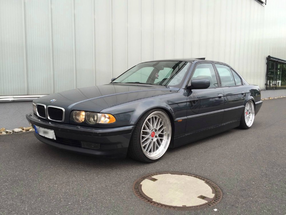 bmw e38 740i m62 fotostories weiterer bmw modelle 7er. Black Bedroom Furniture Sets. Home Design Ideas