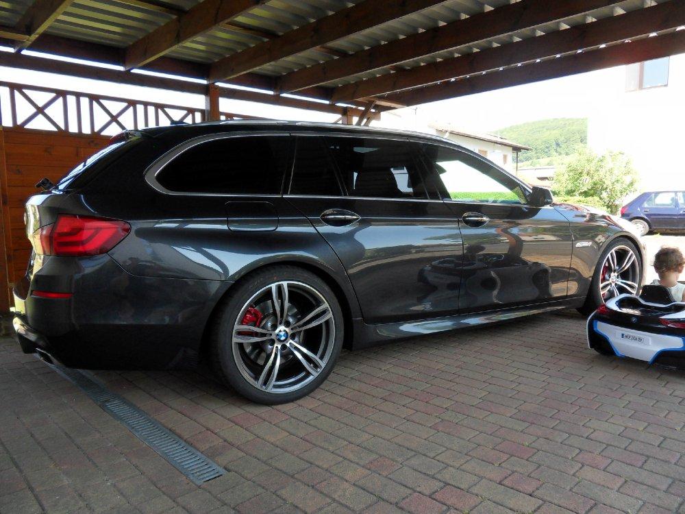 BMW F11 535d mit neuen Heck [ 5er BMW - F10 / F11 / F07 ...