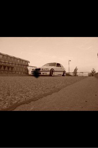E36 325i Coupé (M50 ohne Vanos) White Pearl - 3er BMW - E36