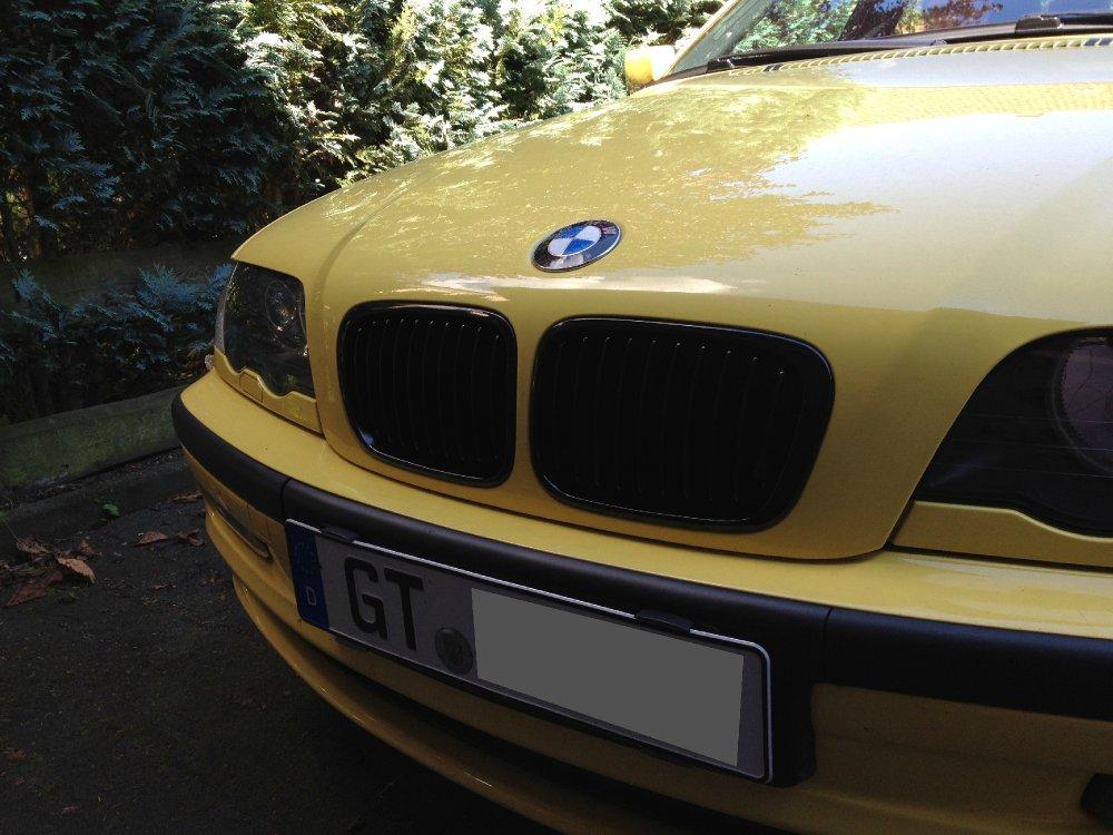 Mein kleiner gelber E46 Indivdual - 3er BMW - E46