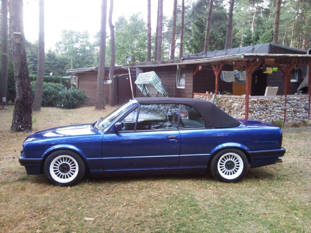 """BLUE DEVIL E30 V8 Cabrio [ 3er BMW - E30 ] """"Cabrio"""