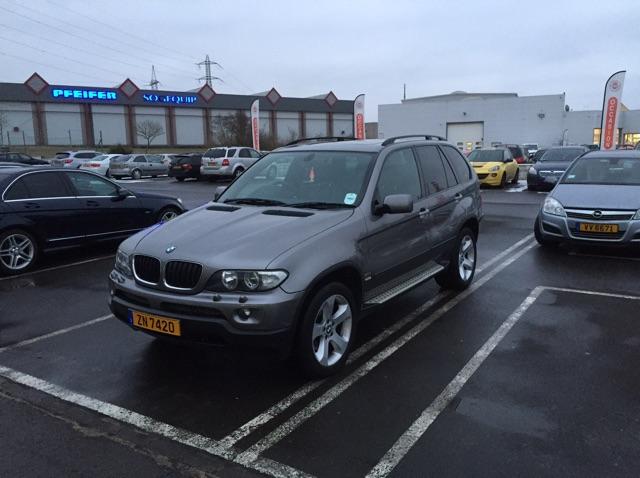 Mein erster X5 - BMW X1, X3, X5, X6
