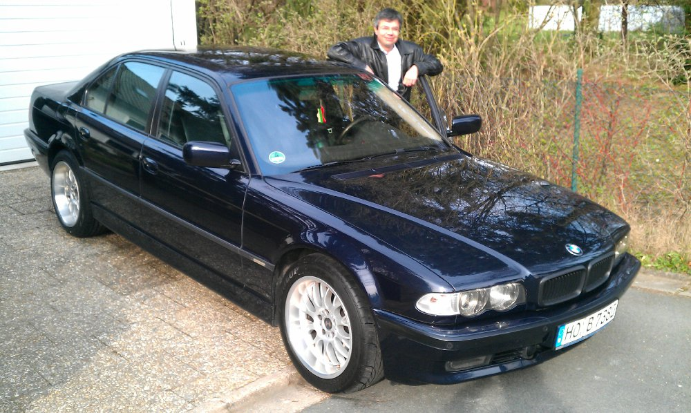 E38 735i - Fotostories weiterer BMW Modelle