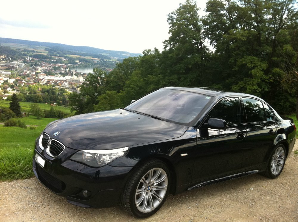 mein bmw 535d facelift mit m paket 5er bmw e60 e61. Black Bedroom Furniture Sets. Home Design Ideas