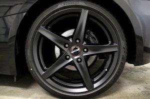 Ronal R41 Felge in 8x18 ET 35 mit Pirelli P Zero RF Reifen in 225/40/18 montiert hinten Hier auf einem Z4 BMW E86 3.0si (Coupe) Details zum Fahrzeug / Besitzer