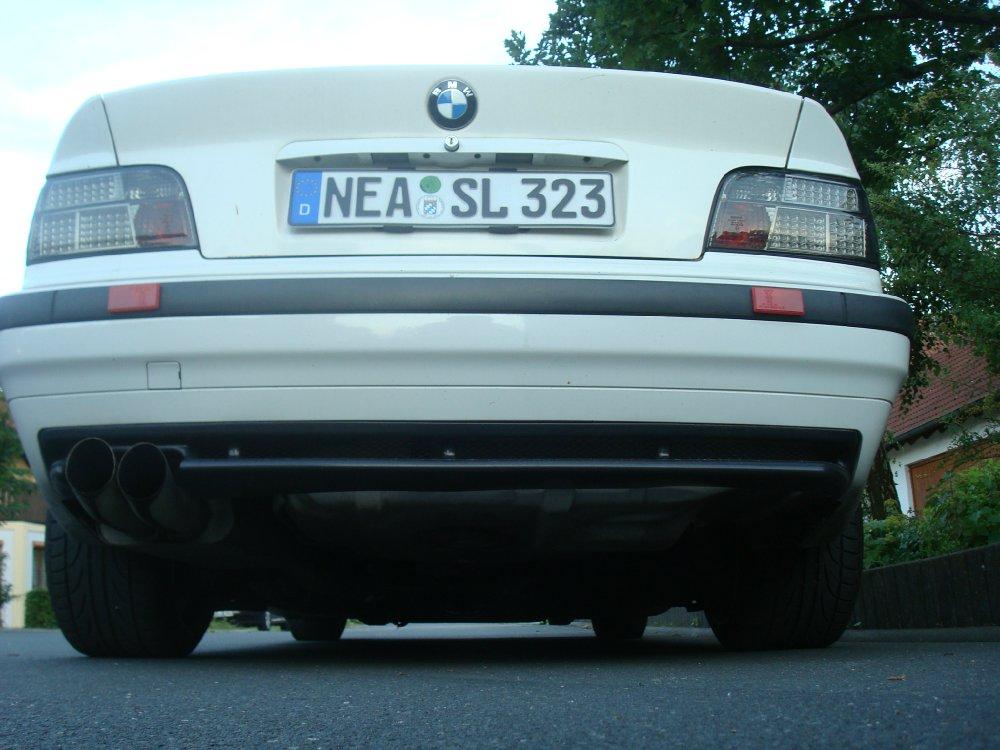Mein Original gehalterner 323i Coupe - 3er BMW - E36