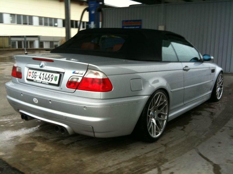 """BMW 3.0 Csl >> BMW M3 E46 Cabrio CSL :) [ 3er BMW - E46 ] """"M3"""" - [Tuning - Fotos - Bilder - Stories]"""