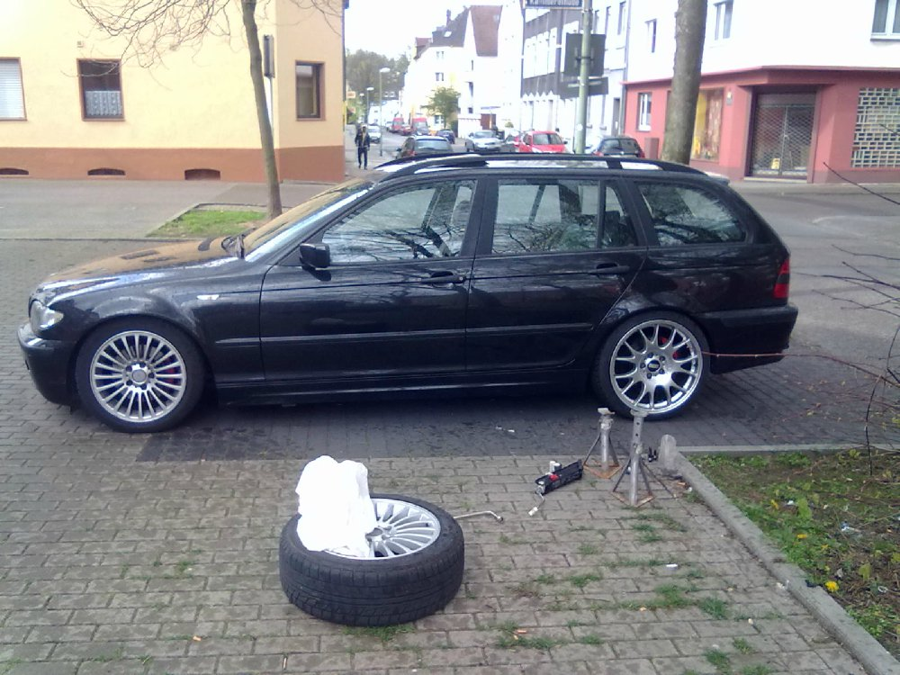 320d facelift bbs h r etc 3er bmw e46 storyseite 3. Black Bedroom Furniture Sets. Home Design Ideas