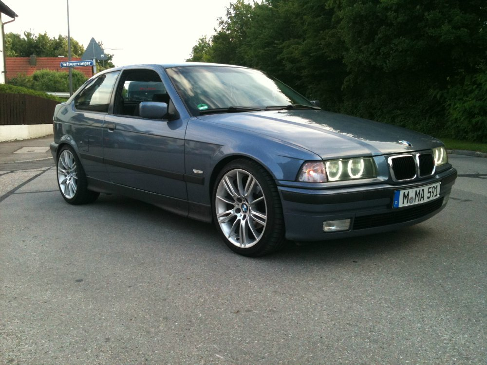 e36 compact 316i 3er bmw e36 compact tuning fotos bilder stories. Black Bedroom Furniture Sets. Home Design Ideas