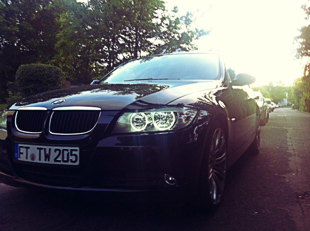 BMW 320i Endlich mit Schwarzen Nieren!! - 3er BMW - E90 / E91 / E92 / E93