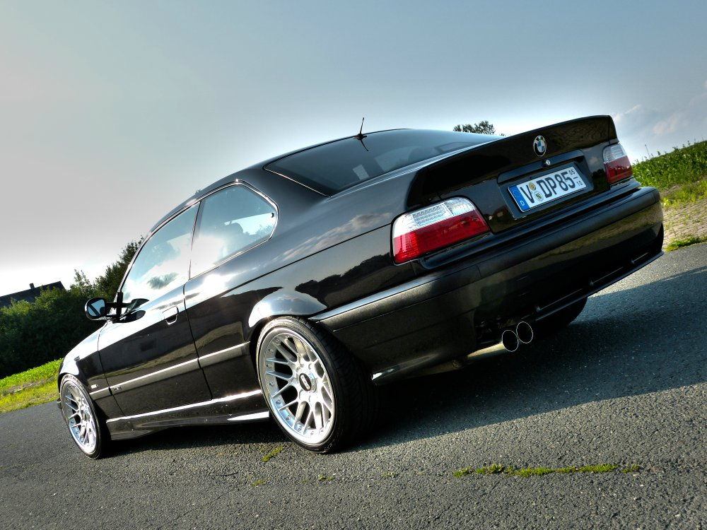 E36 Coupe 320i Cosmosschwarz 3er Bmw E36 Quot Coupe Quot Tuning Fotos Bilder Stories