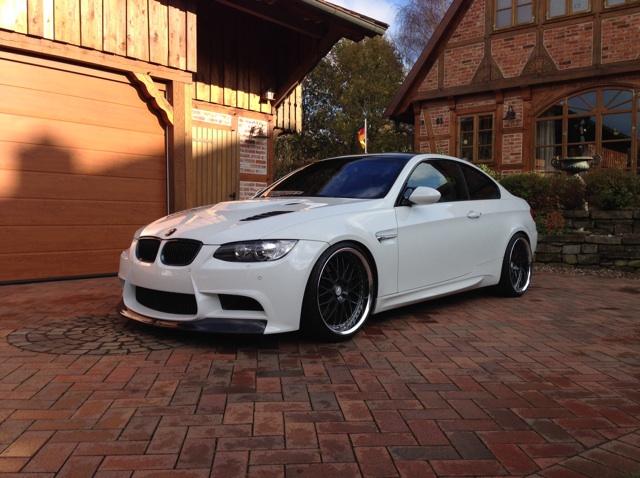 M3 E92 Vorsteiner GTS3 - 3er BMW - E90 / E91 / E92 / E93