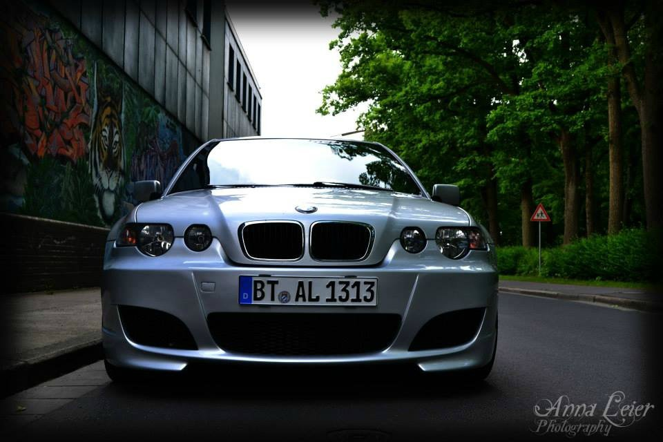 BMW E46 Compact 330d Purple Cobra - 3er BMW - E46