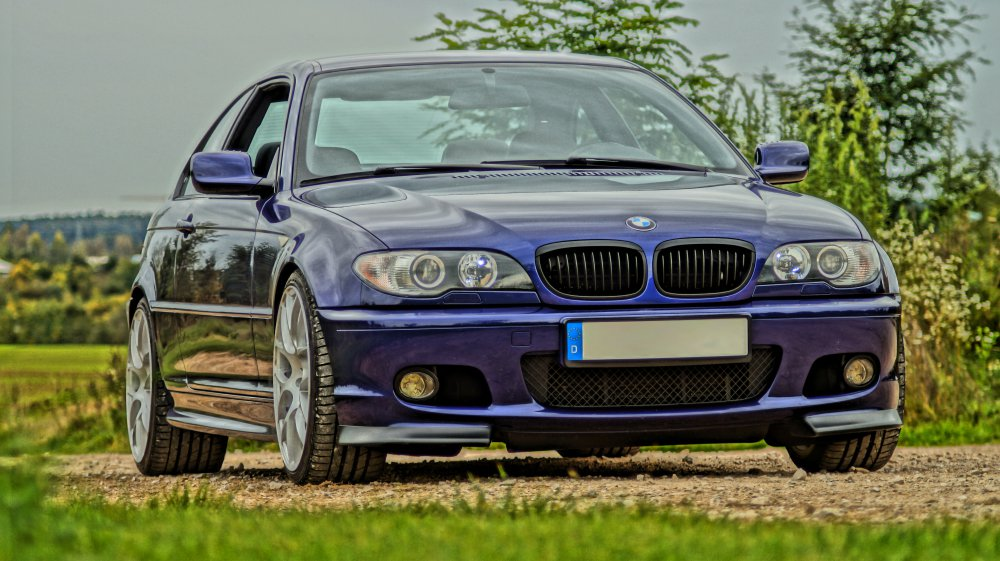 bmw 330ci clubsport velvetblau 3er bmw e46 coupe. Black Bedroom Furniture Sets. Home Design Ideas