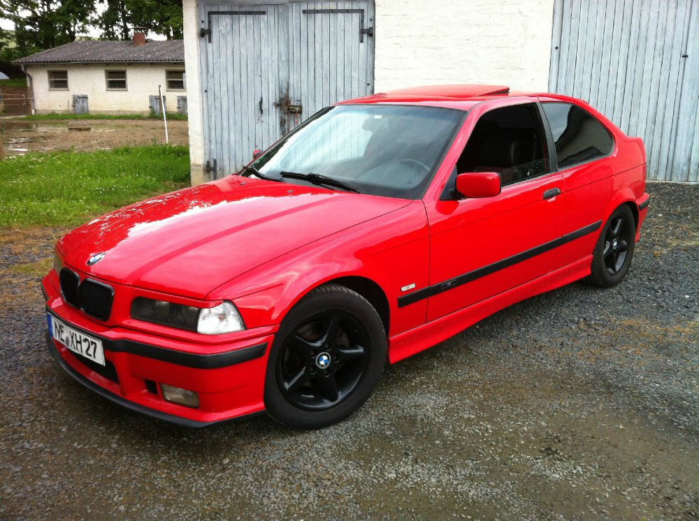 e36 318ti m paket 3er bmw e36 compact tuning. Black Bedroom Furniture Sets. Home Design Ideas