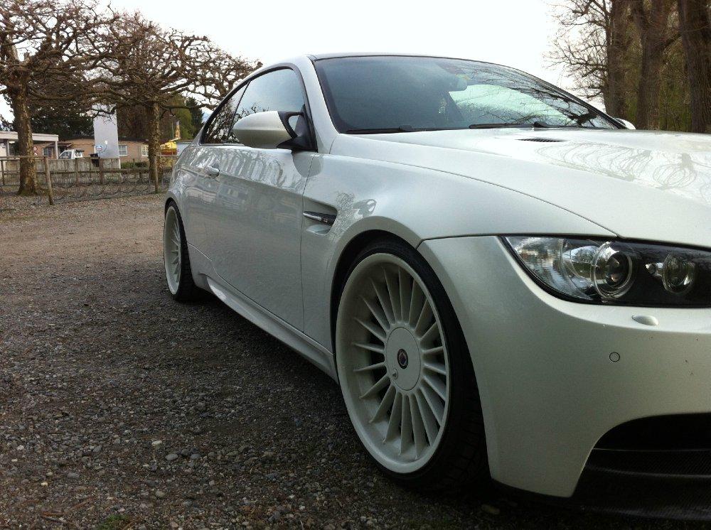 BMW M3 E92 20 Zoll Alpina Felgen - 3er BMW - E90 / E91 / E92 / E93