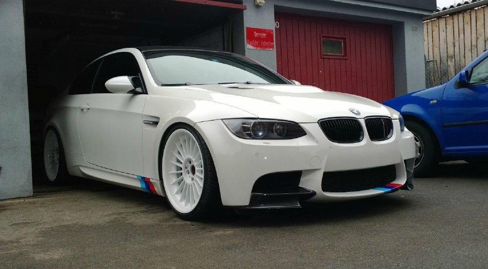 BMW M3 E92 GTS mit 20 Zoll Alpina Felgen - 3er BMW - E90 / E91 / E92 / E93