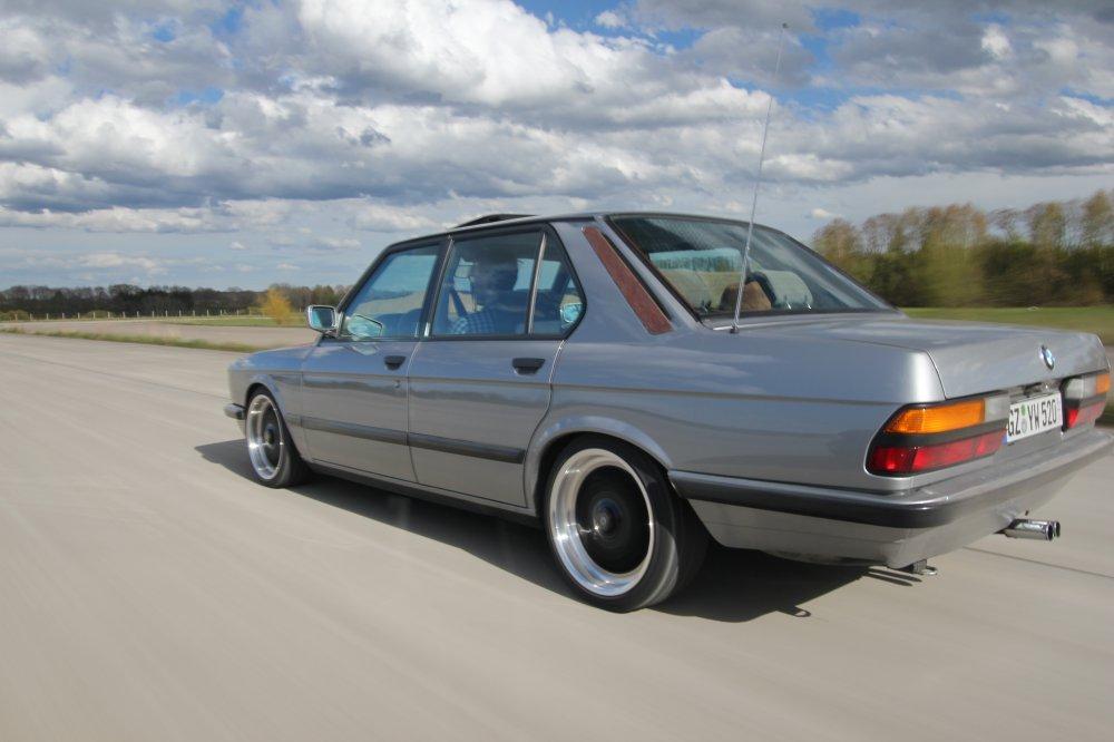 E28 Shadowline Edition 520i - Fotostories weiterer BMW Modelle