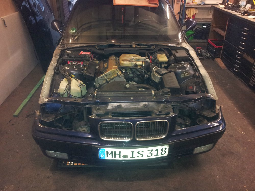 Mein 318is QP - 3er BMW - E36
