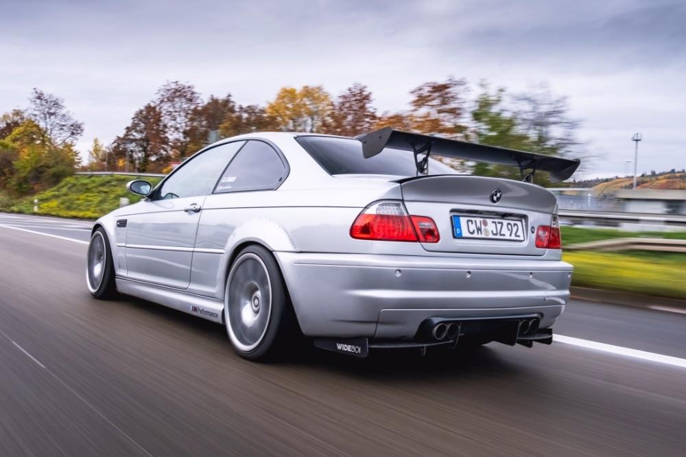 Zane's 2ter: 330ci [Rotrex C38-081] - 3er BMW - E46