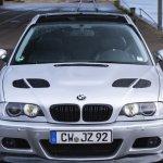 - Eigenbau - Motorhaube M3 GTR