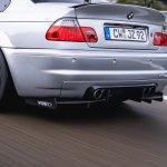 BMW Heckschürze Originale M3 stostange