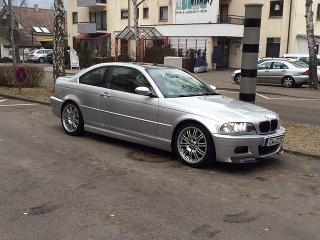 Zane's 2ter: 330ci [M3 Tachoscheiben und Öltemp] - 3er BMW - E46