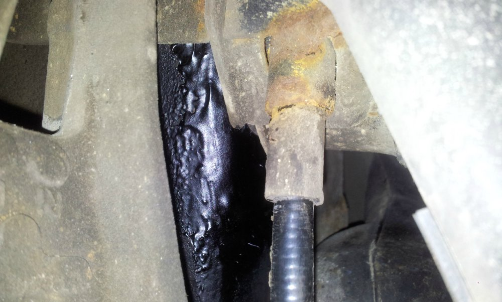 Achsenriss Reparatur E46 Limo - 3er BMW - E46