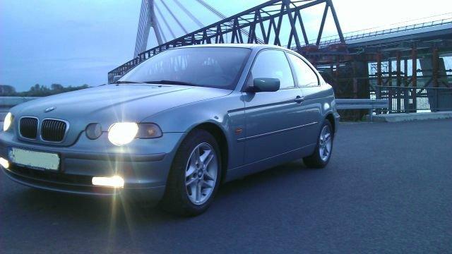 e46 Compact - 3er BMW - E46