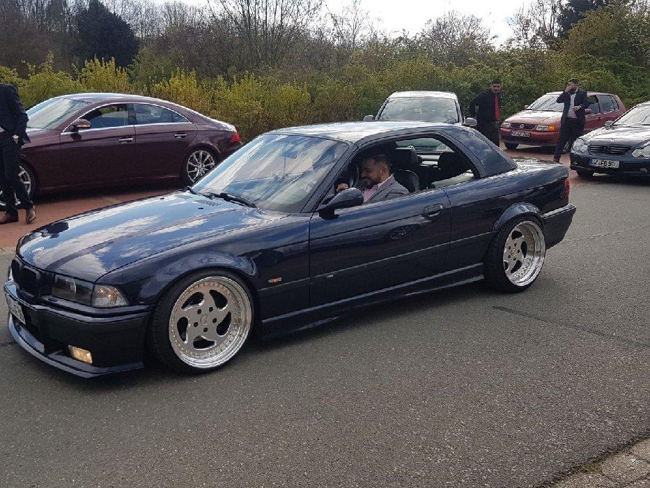 E36 328i Cabrio INDIVIDUAL - 3er BMW - E36