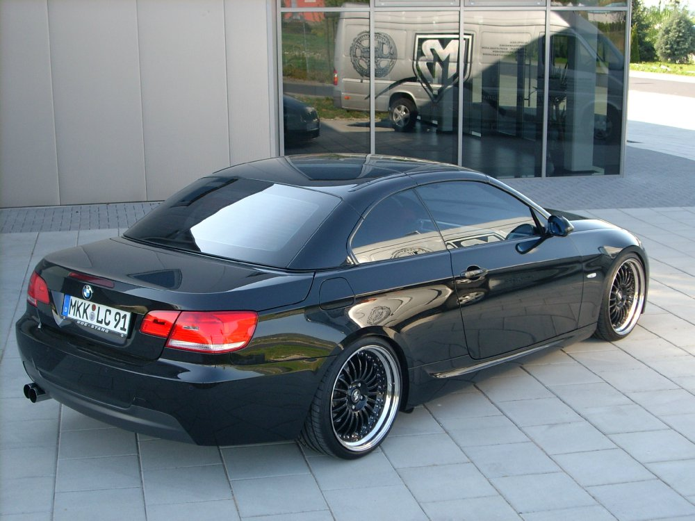 e93 cabrio 325ci m sportpaket tuning 3er bmw e90 e91. Black Bedroom Furniture Sets. Home Design Ideas