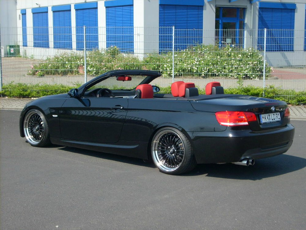 e93 cabrio 325ci m sportpaket tuning 3er bmw e90 e91 e92 e93 cabrio tuning. Black Bedroom Furniture Sets. Home Design Ideas